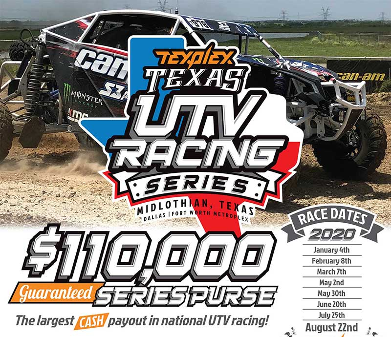 UTV 2020 Race Series Event